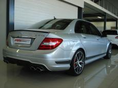 2014 Mercedes-Benz C63 AMG Edition 507 - Rear 3/4