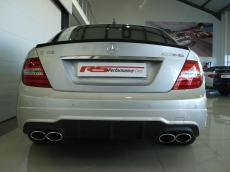 2014 Mercedes-Benz C63 AMG Edition 507 - Rear