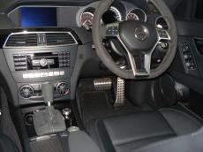 2014 Mercedes-Benz C63 AMG Edition 507 - Interior