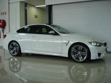2014 BMW M4 Coupe M-DCT - Side
