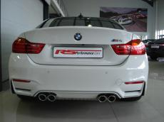 2014 BMW M4 Coupe M-DCT - Rear