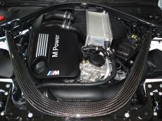 2014 BMW M4 Coupe M-DCT - Engine