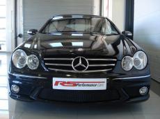 2007 Mercedes-Benz CLK63 AMG Cabriolet - Front