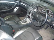 2007 Mercedes-Benz CLK63 AMG Cabriolet - Interior