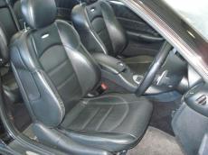 2007 Mercedes-Benz CLK63 AMG Cabriolet - Seats