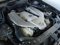 2007 Mercedes-Benz CLK63 AMG Cabriolet - Engine