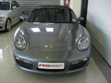 2005 Porsche Boxster S (987) - Front