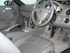 2005 Porsche Boxster S (987) - Interior