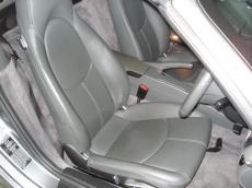 2005 Porsche Boxster S (987) - Seats