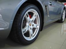2005 Porsche Boxster S (987) - Detail1