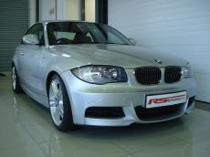 2010 BMW 135i M-Sport Coupe (M/T)