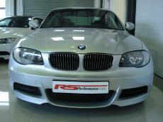 2010 BMW 135i M-Sport Coupe (M/T) - Front