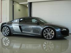 2009 Audi R8 V10 5.2 FSi quattro R tronic - Side