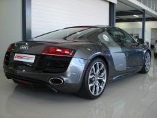 2009 Audi R8 V10 5.2 FSi quattro R tronic - Rear 3/4