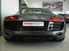 2009 Audi R8 V10 5.2 FSi quattro R tronic - Rear