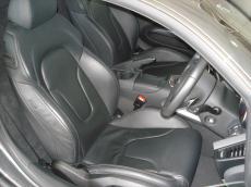 2009 Audi R8 V10 5.2 FSi quattro R tronic - Seats