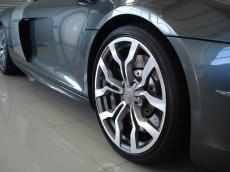 2009 Audi R8 V10 5.2 FSi quattro R tronic - Wheel