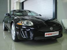 2010 Jaguar XKR 5.0 V8 S/C Coupe