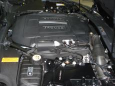 2010 Jaguar XKR 5.0 V8 S/C Coupe - Engine
