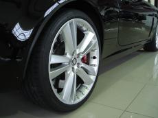 2010 Jaguar XKR 5.0 V8 S/C Coupe - Wheel