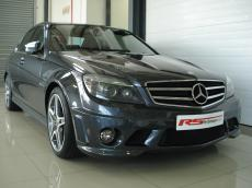 2008 Mercedes-Benz C63 AMG (Perf Pack)