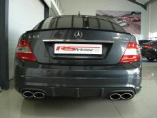 2008 Mercedes-Benz C63 AMG (Perf Pack) - Rear