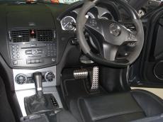 2008 Mercedes-Benz C63 AMG (Perf Pack) - Interior