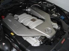 2008 Mercedes-Benz C63 AMG (Perf Pack) - Engine