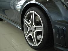 2008 Mercedes-Benz C63 AMG (Perf Pack) - Wheel