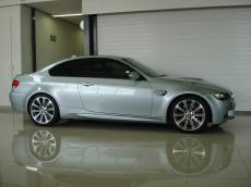 2008 BMW M3 Coupe M-DCT (AC Schnitzer) - Side