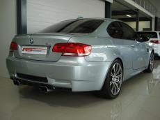2008 BMW M3 Coupe M-DCT (AC Schnitzer) - Rear 3/4