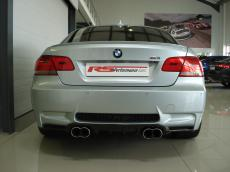 2008 BMW M3 Coupe M-DCT (AC Schnitzer) - Rear