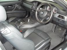 2008 BMW M3 Coupe M-DCT (AC Schnitzer) - Interior