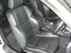2008 BMW M3 Coupe M-DCT (AC Schnitzer) - Seats