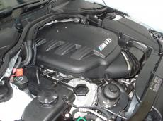 2008 BMW M3 Coupe M-DCT (AC Schnitzer) - Engine