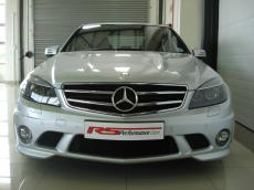 2011 Mercedes-Benz C63 AMG - Front