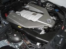 2011 Mercedes-Benz C63 AMG - Engine