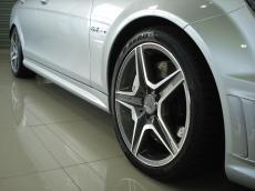 2011 Mercedes-Benz C63 AMG - Wheel