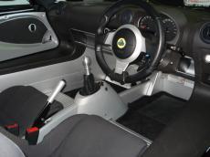 2009 Lotus Exige S 240 - Interior