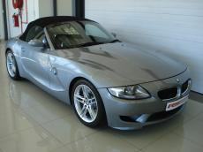 2009 BMW Z4 M Roadster - Front 3/4