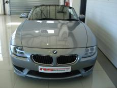 2009 BMW Z4 M Roadster - Front