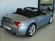 2009 BMW Z4 M Roadster - Rear 3/4