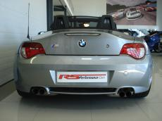 2009 BMW Z4 M Roadster - Rear