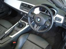 2009 BMW Z4 M Roadster - Interior