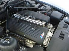 2009 BMW Z4 M Roadster - Engine