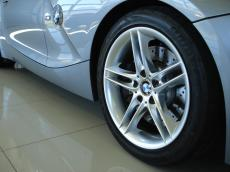 2009 BMW Z4 M Roadster - Detail