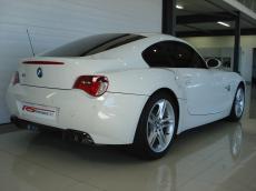 2009 BMW Z4 M Coupe - Rear 3/4