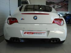 2009 BMW Z4 M Coupe - Rear
