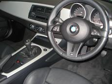 2009 BMW Z4 M Coupe - Interior