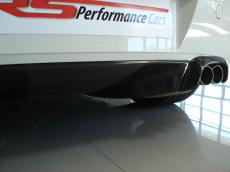 2009 BMW Z4 M Coupe - Diffuser